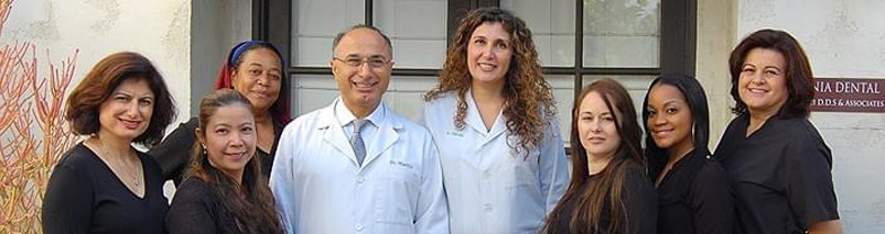 Rayhan Marvizi Los Angeles Dental Staff